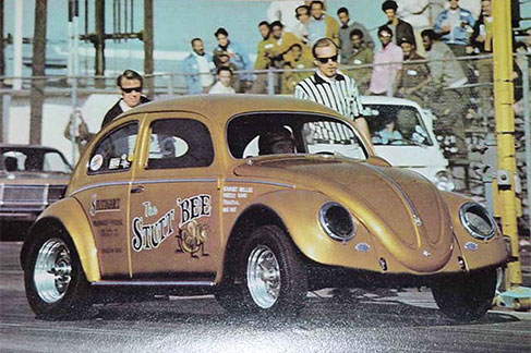 The Nhra 2 Named Our Next Drag Bug One Of Most Por And Well Remembered Funny Cars Era Durachrome Driven By Warren Gunter