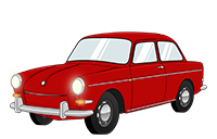 Decode VW Type 3 VIN.