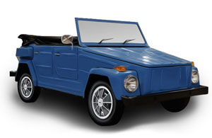VW Thing Parts & Accessories