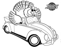 VW Kids- Turkey Time