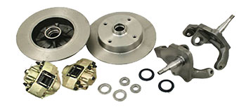VW Brake Parts & Disc Brake Kits