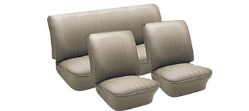 VW Interior Upholstery & Seat Covers