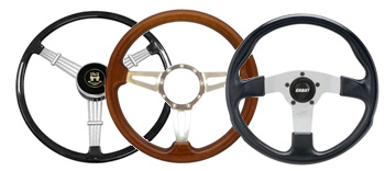 Classic VW Steering Wheels