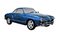 VW Karmann Ghia Parts