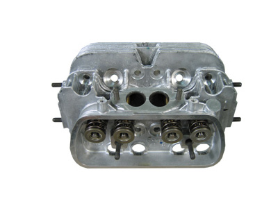 VW Cylinder Head for 85 5mm, Dual Port, Complete, Each