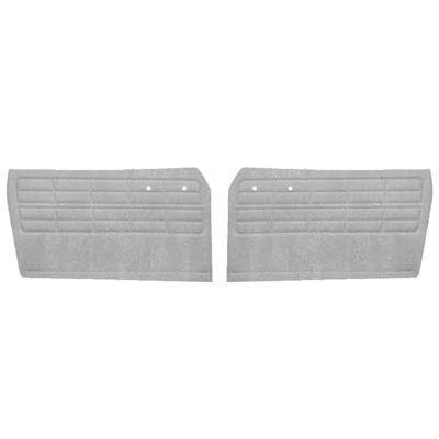 Vw Front Door Panels Velour Select Color Karmann Ghia Coupe And
