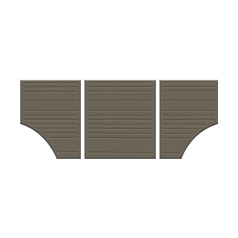 Vw Rear Quarter Panels  3pc  Vinyl