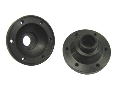 VW Forged Transmission Drive Flanges, Type 1 Trans to 930 Joint, 3/8