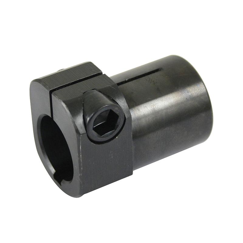 """Empi 17-2612 Steel Steering Shaft 3-3//4/"""" Length 3//4/"""" 36 Spline X 3//4/"""" 36 Spline"""