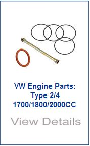 vw engine parts, 1700-1800-2000cc