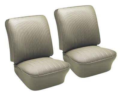 Vw Bug Sedan Ragtop Sunroof Seat Upholstery 1958 1964 Jbugs