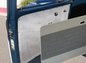 1964 Vw Karmann Ghia Door Panels Jbugs