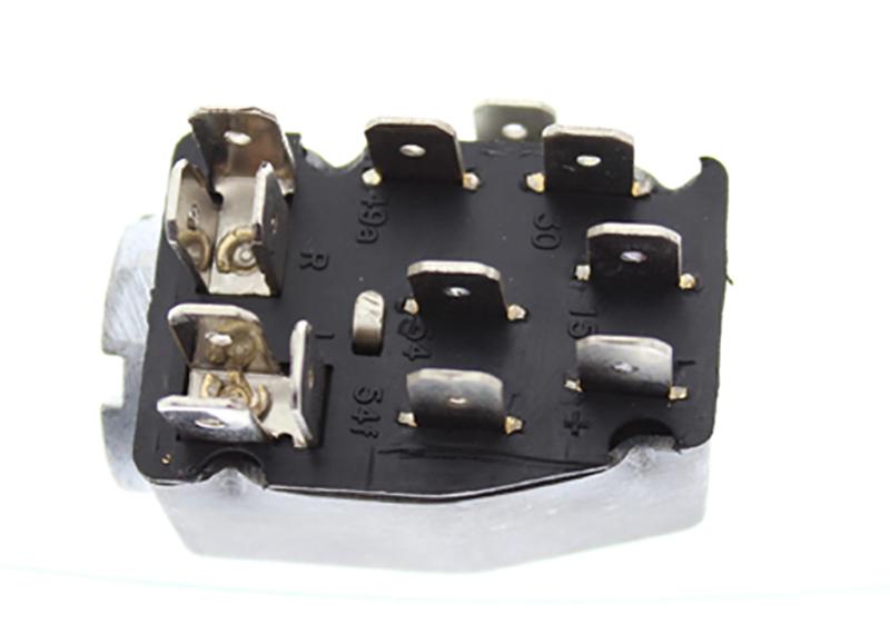Emergency Flasher Switch T 1 1968 1973 Vw Parts Jbugs Com