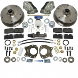 vw type 2 bus disc brake conversion kits vw parts jbugs com empi vw 5x205 front disc brake conversion kit bus 1955 63