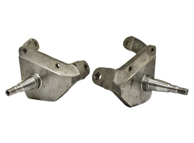VW Type 1 Ball Joint Stock Height Disc Brake Spindles: VW