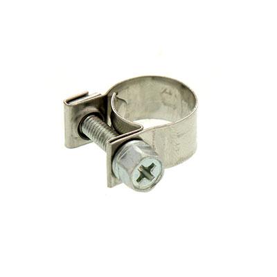 311133515 FUEL INJECTION FUEL LINE CLAMP fuel injection fuel line clamp, each vw parts jbugs com