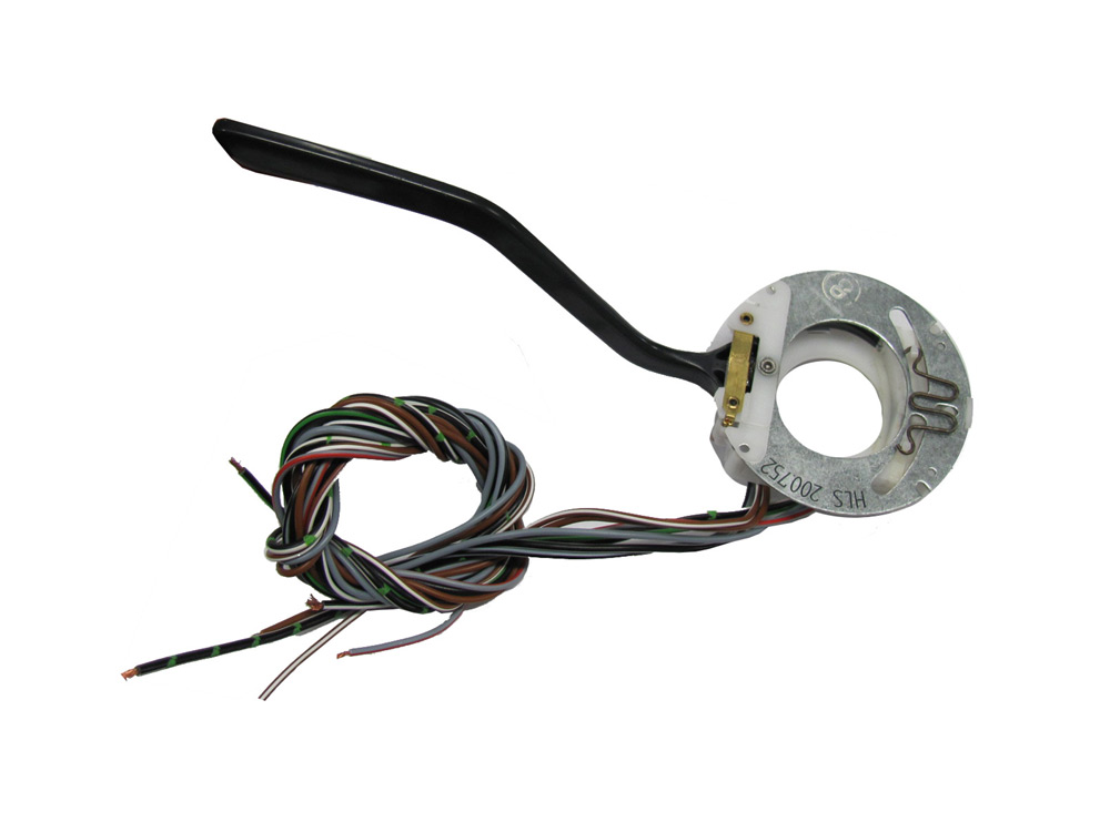 vw turn signal switch