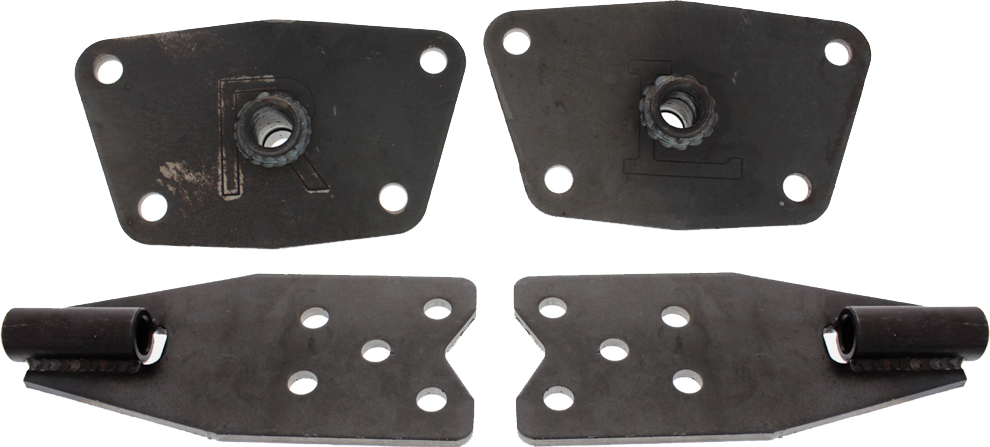 Details about  /EMPI 16-9924 IRS CLIPS CUSTOM TORSION PAIR VW BUG BUGGY BAJA TRIKE OFF ROAD