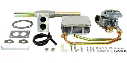 EMPI Progressive 32/36F Single, 2 Barrel Carb Kit