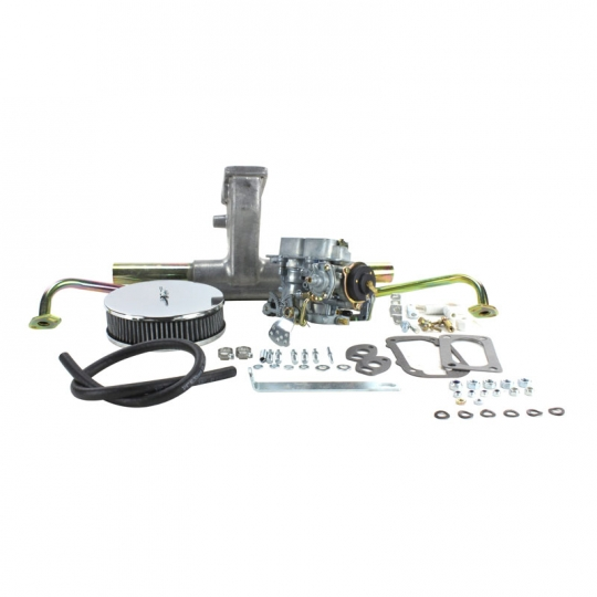 empi 38egas single carburetor kit type 1 vw parts jbugs com empi 38egas single carburetor kit type 1