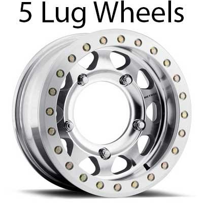 Vw Dune Buggy Off Road 5x205mm 5 Lug Wheels