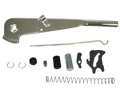 113798305A - Black Emergency Brake Handle Kit