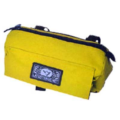 Small Strap In Tool Bag 10x4 5 Yellow