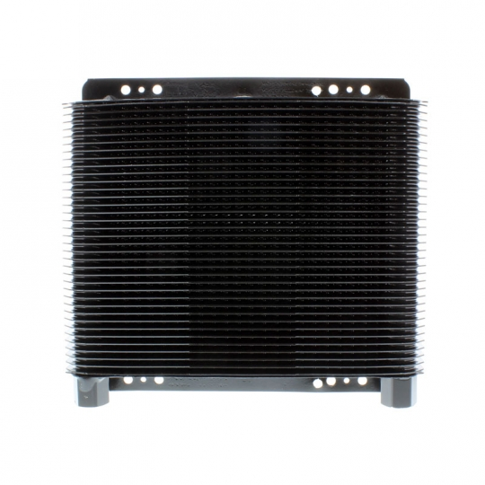 Vw Air Cooled Engine Codes List: EMPI Competition Engine Oil Cooler, 72 Plate, Cooler Only