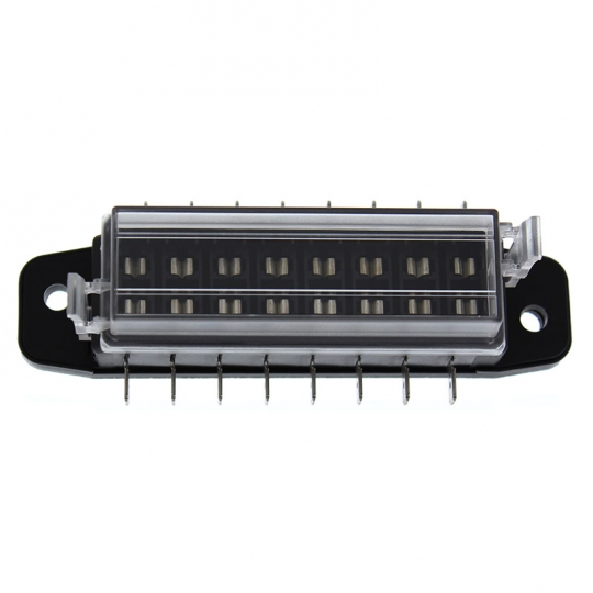 universal fuse box, 6 fuse atc blade style fuse: vw parts   jbugs.com  jbugs