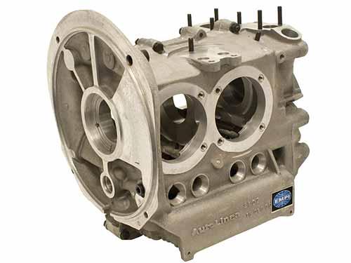 VW Engine Case, 94mm Cylinder, 10mm Head Studs