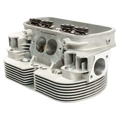 EMPI GTV-2 Stage-1 Ported, Pair of Dual Port Cylinder Heads for 94mm  w/40x35 5 Valves