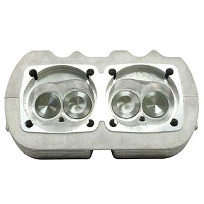 EMPI GTV-2 Stage-2 Ported, Pair of Dual Port Cylinder Heads