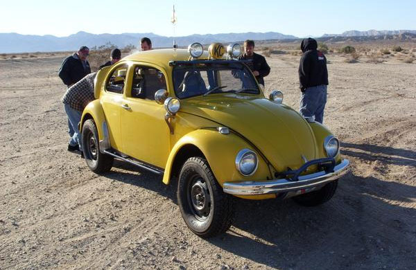 Class Race Baja on Vw Beetle Back Lights