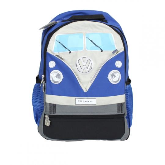 VW Bus Backpack, Blue