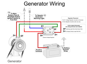vw 12v generator wiring diagram part trusted wiring diagram u2022 rh soulmatestyle co 6V Voltage Regulator Wiring Ford Voltage Regulator Wiring