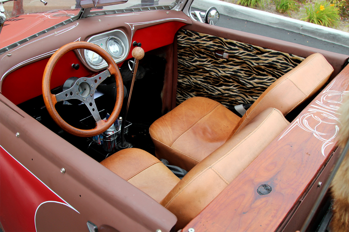 Other: VW Bug Interior ...