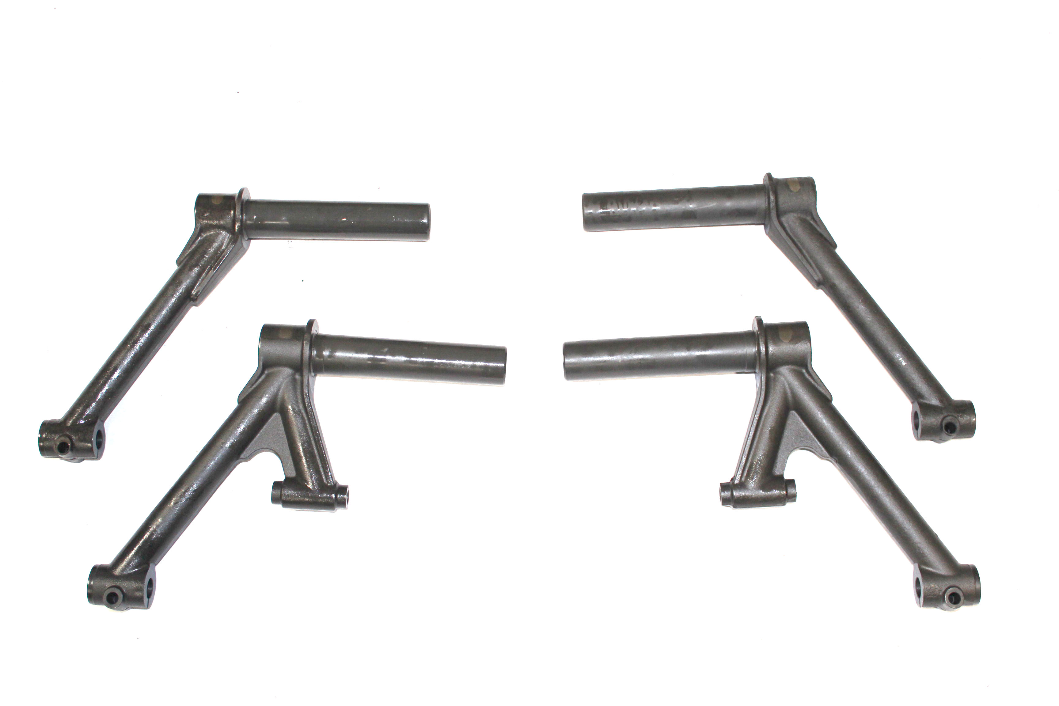 Empi Vw 46.5 Front Trailing Arm Thru Rod Kit For 5 /& 6 Wider Vw Axle Beams