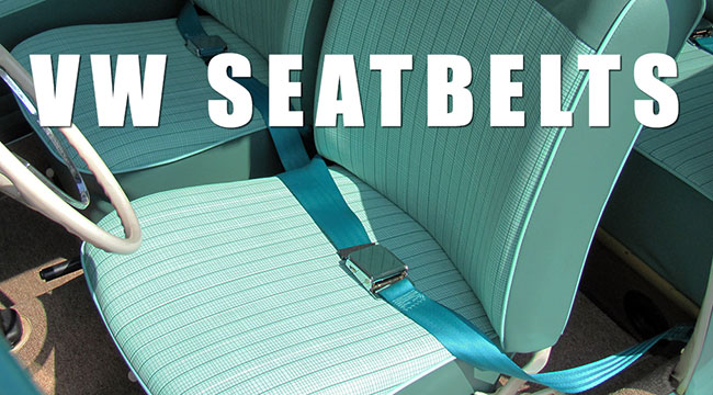 TMI Seat Upholstery with Matching Seat Belt