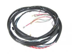 vw type 3 wiring harnesses squareback fastback notchback vw rh jbugs com 1966 VW Beetle Wiring Harness 57 VW Wiring Harness Installation