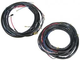 vw complete wiring kit, beetle 1968-1969