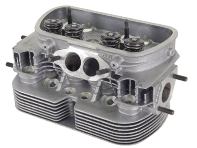 EMPI Dual Port Cylinder Head for 85 5mm w/12mm, 3/4