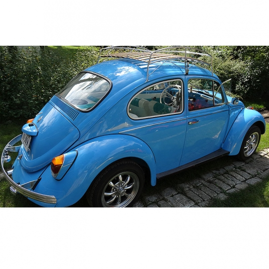 Robert Lemay S 68 Beetle Restoration Vw Parts Jbugs Com