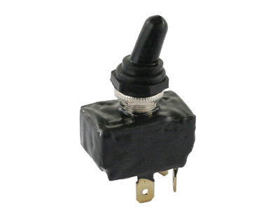 EMPI Sealed Toggle Switch, On/Off/On (2-pole)
