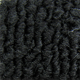 Black Loop Auto Carpet - Carpet Vidalondon