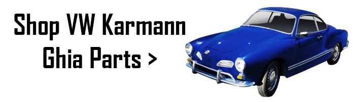 Volkswagen Karmann Ghia Parts