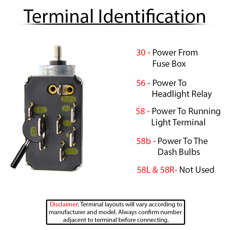 Terminal Id on 1971 vw super beetle wiring diagram