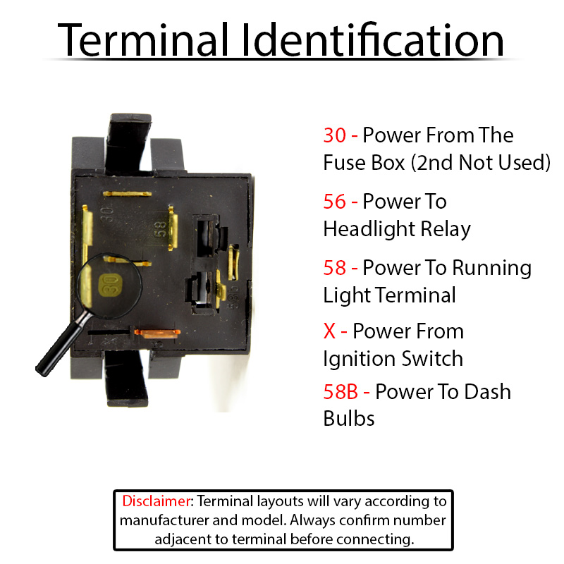 Terminal Id B on Vw Beetle Wiring Diagram 1962