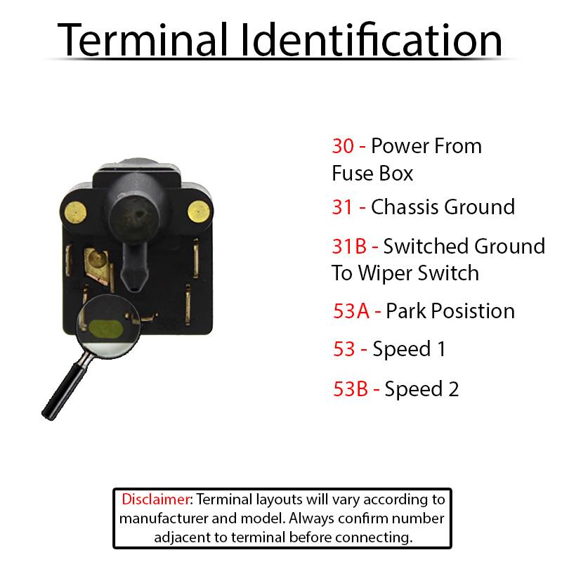 141955517a windshield wiper switch
