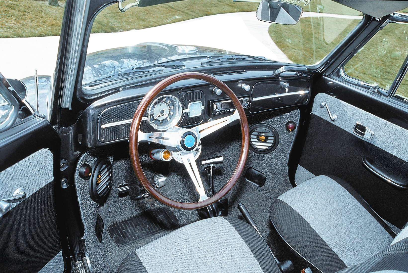 High Quality 1963 VW Bug Convertible Interior Kits