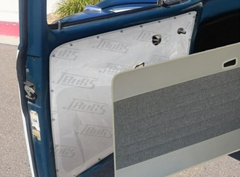 VW Beetle Door Panels